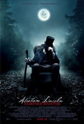 Abraham Lincoln: Vampire Hunter new trailer