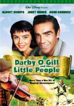 Darby O'Gill and the Little People (1959) DVD review