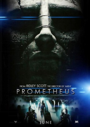 Prometheus full trailer (Prepare yourself)