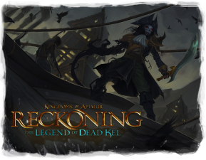 Kingdoms of Amalur: Reckoning- The Legend of Dead Kel DLC review