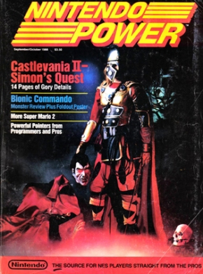 Nintendo Power to cease publication