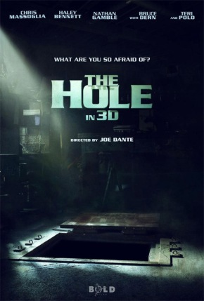 """How do the two of you feel about having the house to yourselves?""  ""Bad.""  The Hole trailer"