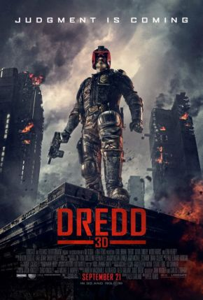 Dredd says a Dredd sequel is still a possibility