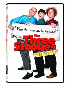 The Three Stooges (2012) DVD review