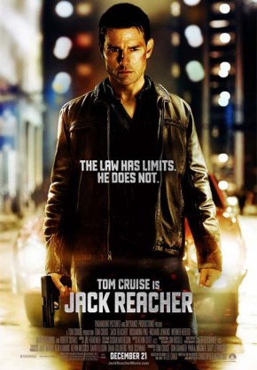 Jack Reacher (2012) theatrical review