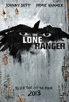 The Lone Ranger Super Bowl spot