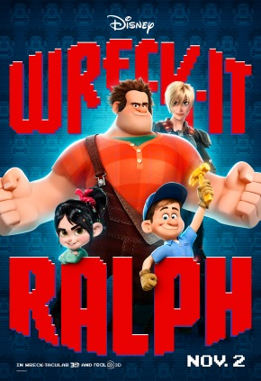 Wreck-It Ralph vintage ad plus poster gallery