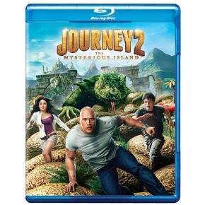 Journey 2: The Mysterious Island (2012) Blu-Ray review