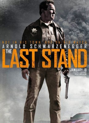 """A psychopath in the Batmobile."" The Last Stand red band trailer"