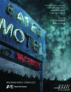 bates motel promo poster