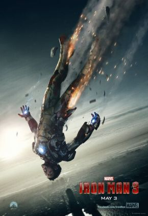 MAJOR SPOILER!  Iron Man 3 TV spot