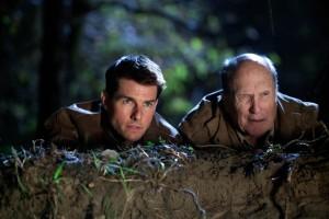 Jack Reacher- Tom Cruise and Robert Duvall