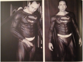 Nicholas Cage as Superman?