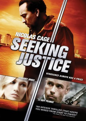 Seeking Justice (2011) DVD review