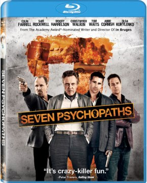 Seven Psychopaths (2012) Blu-Ray review