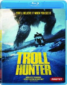 Trollhunter blu ray
