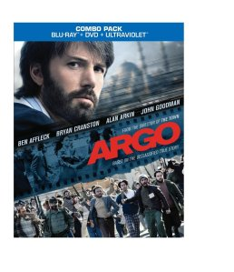 Argo Blu Ray
