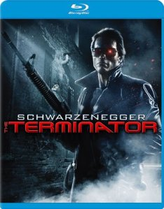 The Terminator (Remastered) Blu Ray