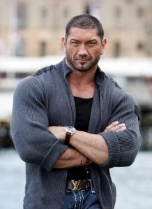 WWE Wrestler Batista Portrait Session