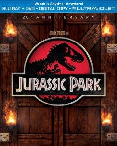 Jurassic Park blu