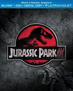 Jurassic Park III blu