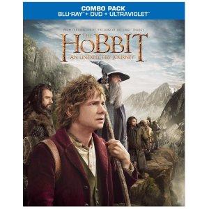 The Hobbit blu