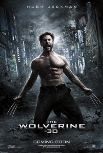 The-Wolverine poster 2