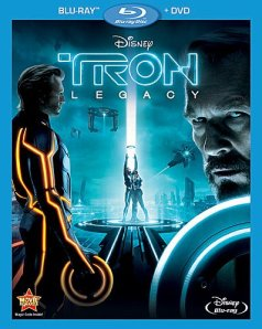 Tron Legacy blu