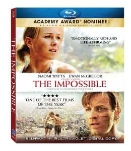 The Impossible blu