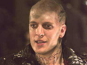 Clancy Brown as The Kurgan in Highlander