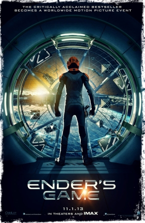 """If you succeed, you will be remembered as a hero."" Ender's Game trailer"