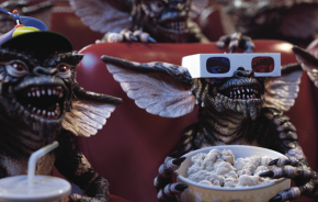 In Uh Oh news of the day . . .The Gremlins reboot is moving forward