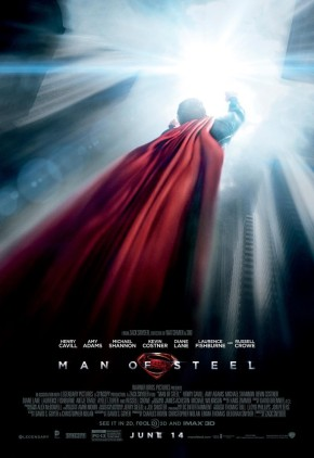 UPDATE-New Man of Steel poster and TV spot #4