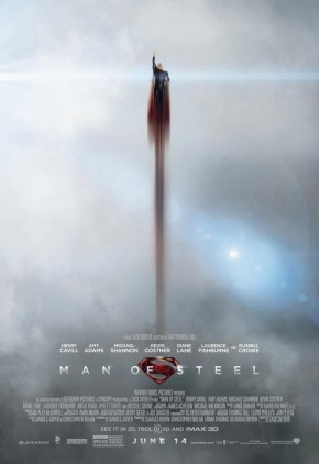 Another new Man of Steel poster and TV spot