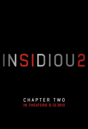 Insidious Chapter 3 is coming . ..