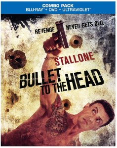 Bullet to the Head blu