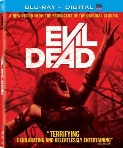 Evil Dead blu