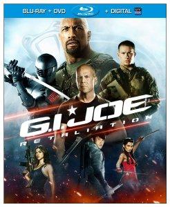 G. I. Joe Retaliation blu