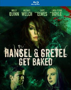 Hansel & Gretel Get Baked (2013) Blu-Rayreview