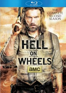 Hell on Wheels Season 2 blu