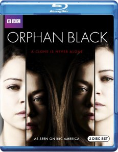 Orphan Black blu