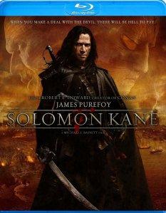 Solomn Kane blu