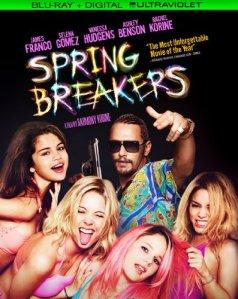 Spring Breakers blu