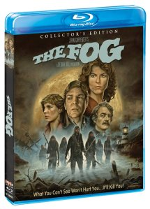 The Fog blu