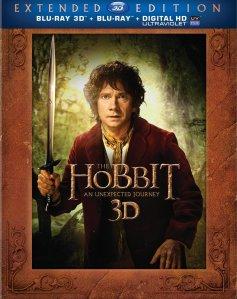 The Hobbit blu 3D