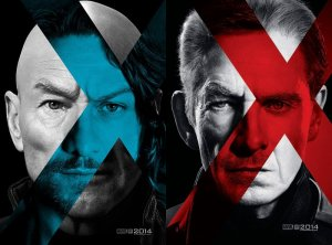 Xmen Days of Future past posters