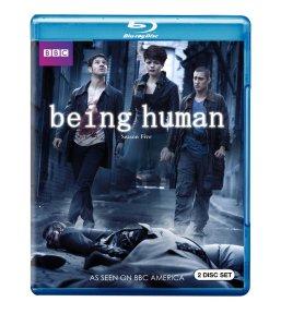 Being Human Season 5 blu