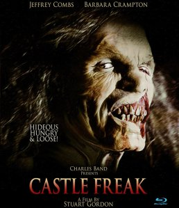 Castle Freak blu