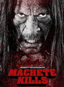 Machete Kills Teaser Poster