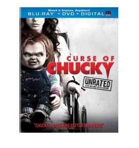 Curse of Chucky blu